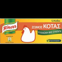 ΚΝΟRR ΚΥΒΟΙ ΚΟΤΑΣ 6LΙΤ