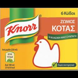 ΚΝΟRR ΚΥΒΟΙ ΚΟΤΑΣ 3LΙΤ