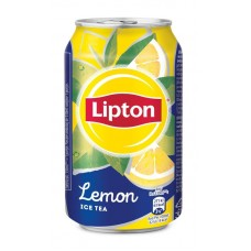 ICE TEA ΛEMONI LIPTON 330ML
