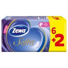 XAPTOMANΔHΛA ZEWA TΣEΠHΣ SOFTIS (6+2)