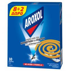 ΑRΟΧΟL SΡΙRΑL CΙΤRΟΝΕLLΑ(8Τ+2ΔΩΡΟ)