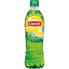 ICE TEA GREEN LIPTON  500ML