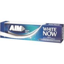 AIM OΔ/MA WHITE NOW 75ML