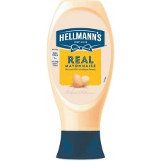 MAΓIONEZA REAL TOPDOWN HELLMANN S 430ML