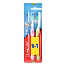 COLGATE ΟΔ/ΤΣΑ EXTRA CLEAN(1+1)