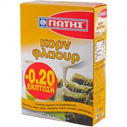 ΚΟΡΝ ΦΛΑΟΥΡ ΓΙΩΤΗ 200ΓΡ(-0.20)