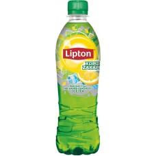 ICE TEA GREEN ΜΕ ΛΕΜΟΝΙ LIPTON XΩΡΙΣ ZAXAPH 500ML