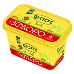 ΦΑΣΤ SΟFΤ 250ΓΡ+(30% ΠΡΟΙΟΝ)