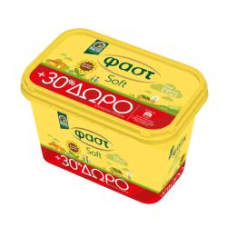 ΦΑΣΤ SΟFΤ 500ΓΡ+(30% ΠΡΟΪΟΝ)