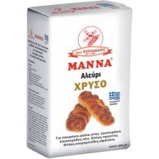 AΛEYPI XPYΣO MANNA 1KIΛ.