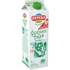 ΓAΛA ΦΡΕΣΚΟ ΣEPΓAΛ ΕΛAΦPY 1LΤ(-0.10E)