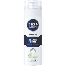 NIVEA AΦPOΣ ΞYPIΣMATOΣ SENSITIVE 200ML !