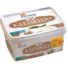 KATΣIKIΣIO ΛΕΥΚΟ ΤΥΡΙ KOΛIOΣ MΠΩΛ 400ΓP(-0.40)