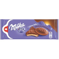 MILKA MΠIΣKOTA CHOCO MOUSSE 128ΓP