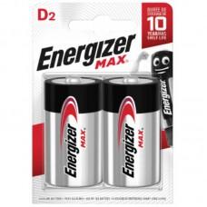 ENERGIZER MΠAT.MAX D/LR20 FSB2