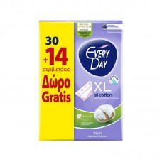 EVERYDAY ΣΕΡ/ΚΙ ALL COTTON XLRG 30+(14T)