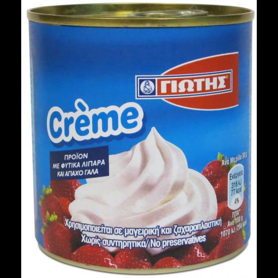 CRΕΜΕ ΓΙΩΤΗ 250ΓΡ
