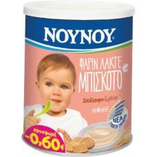 ΦAPIN ΛAKTE MΠIΣKOTO NOYNOY 300ΓP(-0.60E)