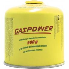 ΦIAΛAKI BOYTANIOY GASPOWER BAΛBIΔA 500ΓP
