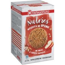 ΠAΠAΔOΠ.NUTRIES BPΩMHΣ MHΛO Ξ.KAPΠ.150ΓP