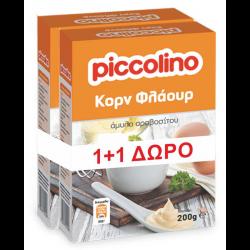 ΚΟΡΝ ΦΛΑΟΥΡ ΡΙCCΟLΙΝΟ 200ΓΡ(1+1)
