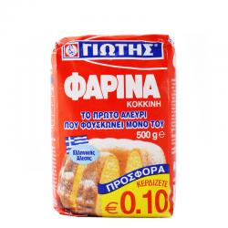 ΦΑΡΙΝΑ ΓΙΩΤΗ 500ΓΡ(-0.10)